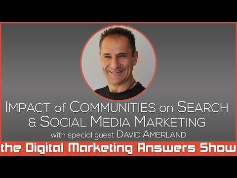Impact of Communities on Social Media Marketing