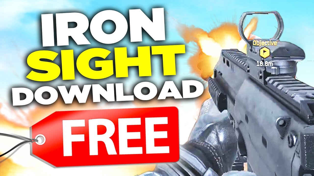 How to Install Iron Sight! Free to Play FPS! (FREE Download)