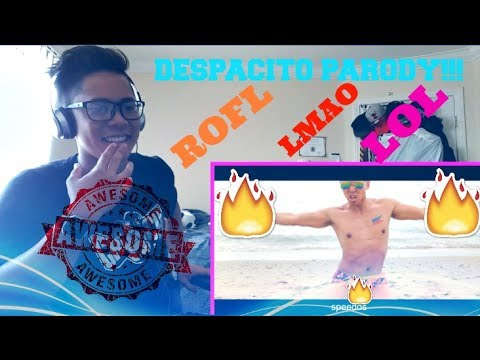 😱I Wear Speedos | DESPACITO PARODY (Luis Fonsi ft.Daddy Yankee)😱 REACTION! (LMFAO!!! WHAT IS THIS)