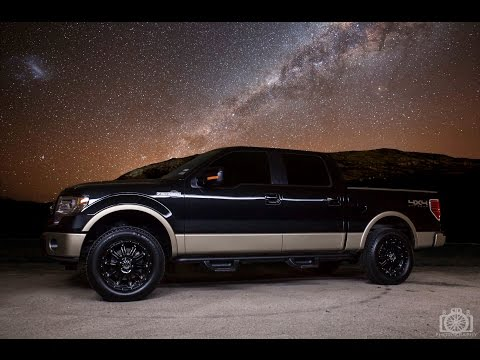 Supercharged 5.0 Coyote F-150 W/Roush Exhaust HD So