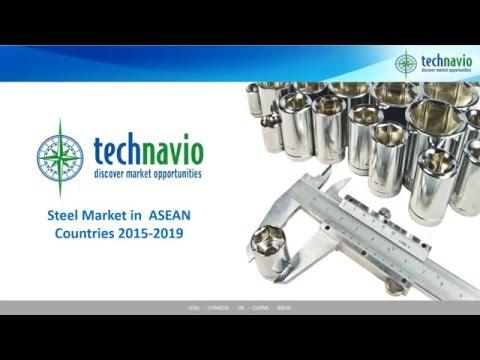 Steel Market in ASEAN Countries 2015-2019