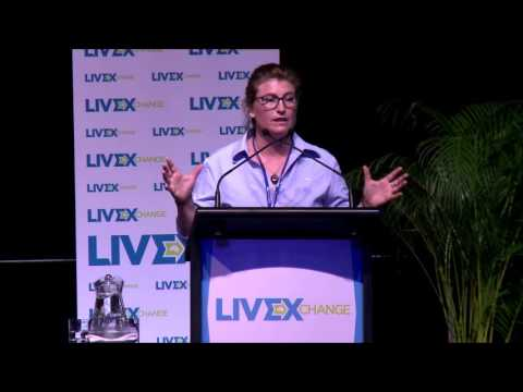 Agriculture: The pathway out of poverty (Catherine Marriott at LIVEXchange 2015)