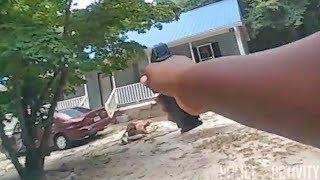 Bodycam Captures Gun Battle Between Deputy and Kidnapper