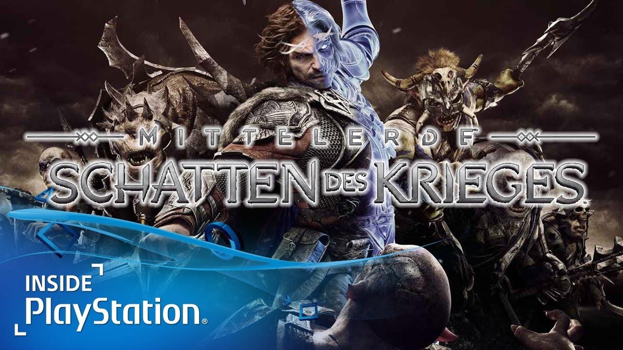 Mittelerde: Schatten des Krieges PS4-Gameplay - Das ...