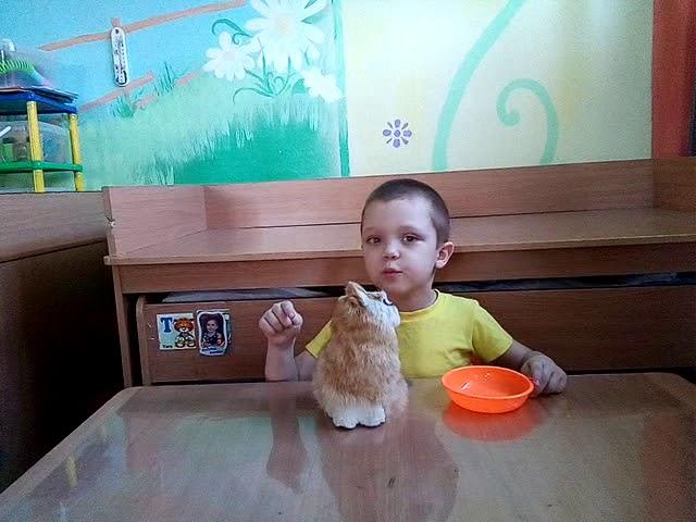 Изображение предпросмотра прочтения – СтасИванов читает произведение «Потешки» А.Н.Афанасьева