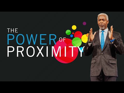 The Power of Proximity | Bishop Dale C. Bronner | Word of Faith Family Worship Cathedral