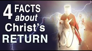 Unedited 4 Facts about The Second Coming that will Shock You The Return of Jesus