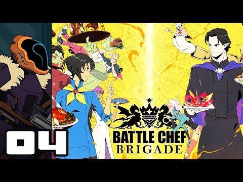 Let's Play Battle Chef Brigade - PC Gameplay Part 4 - Gotta Go Slow