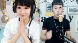 文er (Wener) & 沈洋 (YY 2924) - 勉為其難(Artists Singing・Dancing・Instrument Playing・Talent Shows).avi