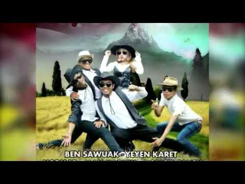 ALBUM LONGKOK GONOK VOL 2 VOC. BHEN SAWUAK, BONCEL BUJEK, YEYEN KHARET, UCOK LB, MAK KABUIK