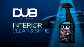 DUB Interior Clean & Shine