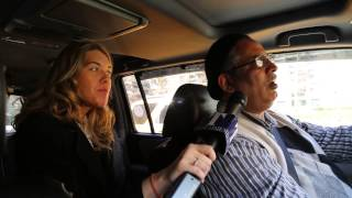 Taxis Take a Back Seat to Uber Cars in New York City