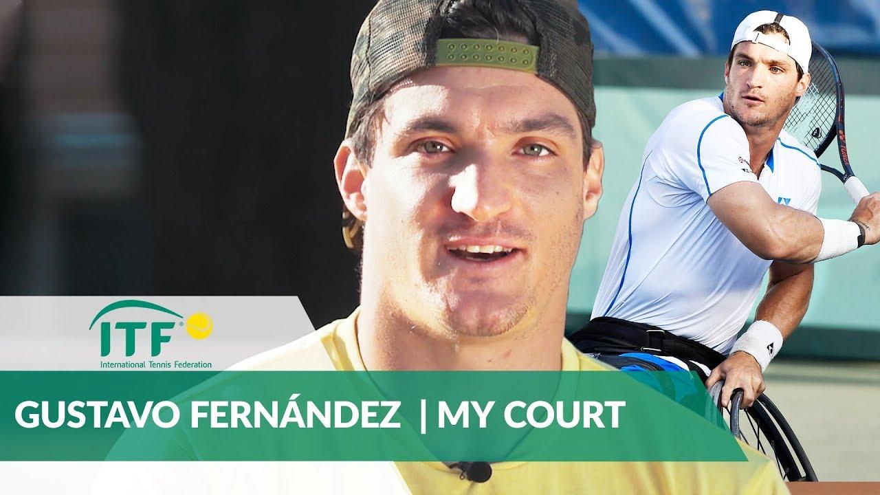 How Wheelchair Tennis Transformed My Life | This is #MyCourt | International Tennis Federation