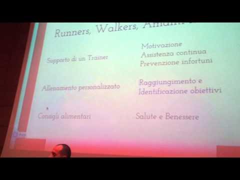 Virtual Trainer - Fabrizio Mulas - Idea: E.Commerce professionisti fitness