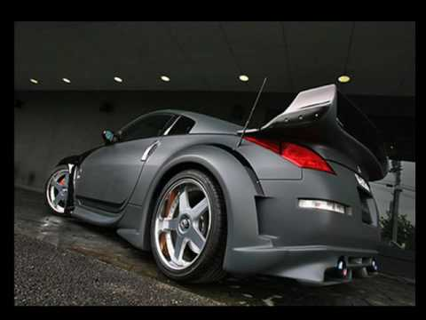 nissan 350z tokyo tuning youtube. Black Bedroom Furniture Sets. Home Design Ideas