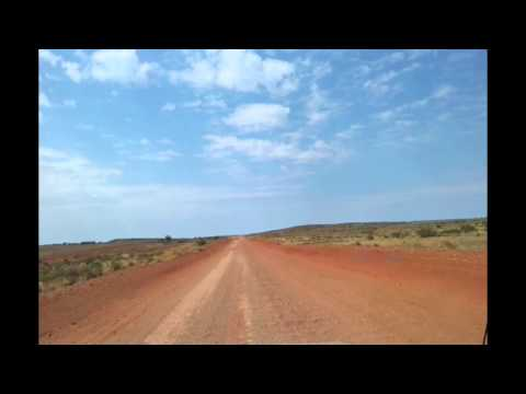 Video 303 Old South Road - From Hugh River Stock Route T/O to Maryvale Station