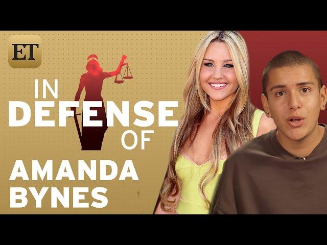 In Defense of Amanda Bynes With Lohanthony – VidCon 2016