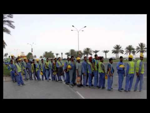 Les esclaves de la coupe du monde 2022 au qatar youtube - Qatar football coupe du monde ...