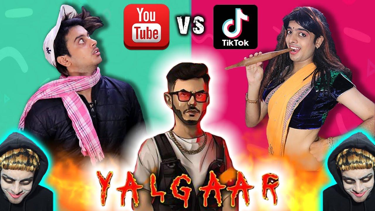 यलगार हो 🔥 || TIKTOK ka GAME OVER || YOUTUBE vs TIKTOK || PREM BHATI