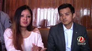Darjeeling News Top Stories 25  May 2018 Dtv  Part  4
