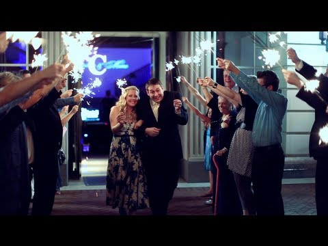 Indiana Historical Society Wedding Ceremony & Reception {indianapolis wedding videographer}