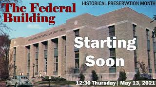 video thumbnail: History Chats | The Federal Building
