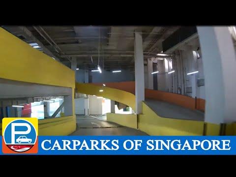 Mustafa Centre Car Parks