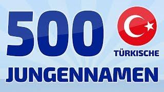 500 beliebte und schöne türkische Jungennamen ❤