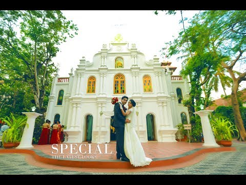 Kochi Cinematic Anglo-Indian Wedding Highlight | Alister-Merin | Story From Crystalline Studio