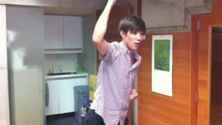 「鉄平・哲也の鉄の哲学」2010年7月27日配信分おまけ映像.