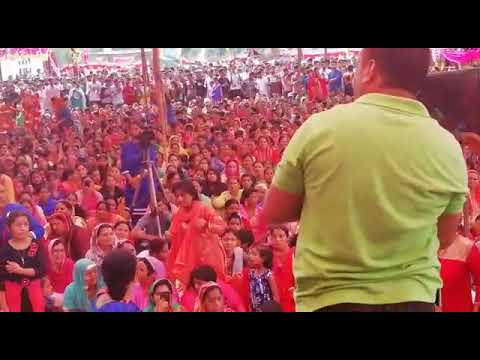 Naveen Punjabi live at bhaderwah chinot 2018