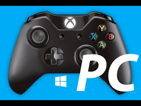 xbox one wired pc driver