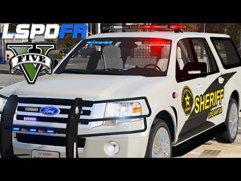 GTA V - LSPDFR # 106: SHERIFF  | Viatura Top