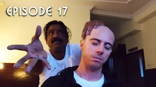 World's Greatest Head Massage 42 - Baba the Cosmic Barber & ASMR Barber