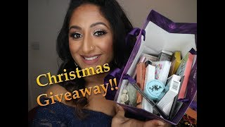 🤶🏽 CHRISTMAS GIVEAWAY 2018!! 🤶🏽 ** B Beautiful by Binita **