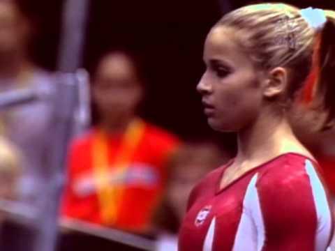 Alicia Sacramone - Floor Exercise - 2004 Pacific Alliance Gymnastics Championships