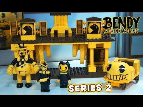 Bendy and the Ink Machine - THE MAD HOUSE Lego ...
