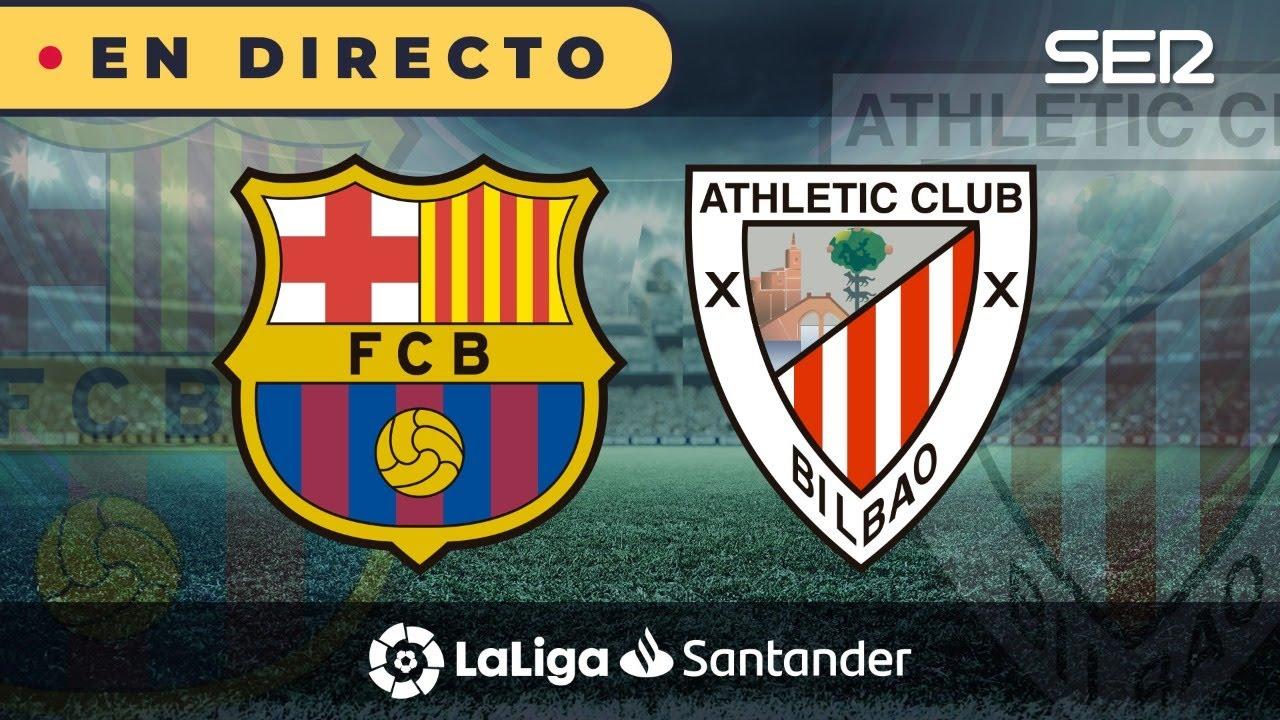 Barcelona vs. Athletic Bilbao en directo: resultado, alineaciones ...