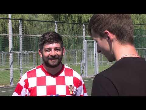 ТРК РИТМ: У Рівному стартував перший Чемпіонат з дворового футболу