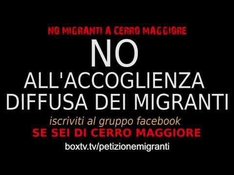 No migranti a Cerro Maggiore