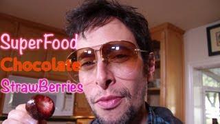 Chocolate Covered Strawberries: Vegan Valentine's Day Recipe