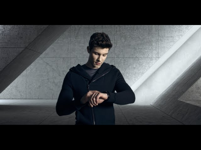 "Emporio Armani - Connected - Advertising Campaign with Shawn Mendes - ""Music"""