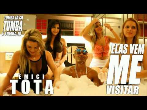 MC TOTA - ELAS VEM ME VISITAR (( DJ GORDINHO)) 2014