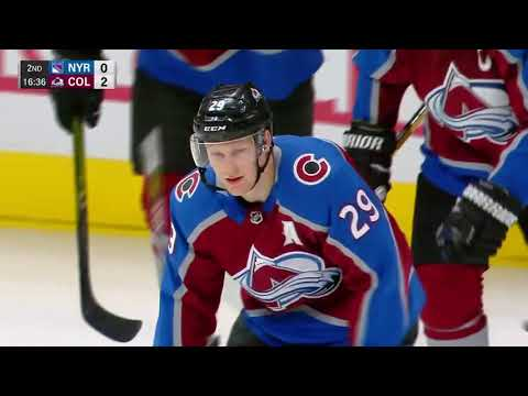 New York Rangers vs Colorado Avalanche - January 20, 2018 | Game Highlights | NHL 2017/18