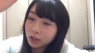SR 2016年11月16日20時31分 達家真姫宝 (AKB48)