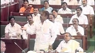 Jayalalitha Vs Vijayakanth fight in TN Assembly in 2012