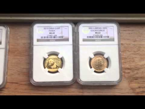 1/4oz of gold - sure - but which ones to collect or stack?