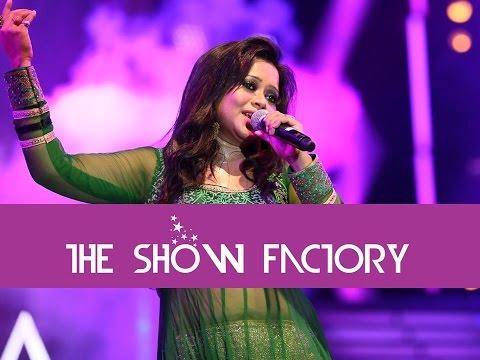 Priyanka Vaidya SA RE GA MA PA rockstar gazal singer performer #theshowfactory showreel  #uirpl