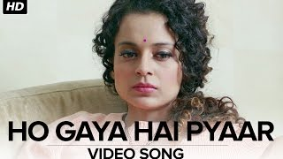 Ho Gaya Hai Pyaar | Video Song | Tanu Weds Manu Returns