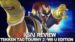 Tekken Tag Tournament 2 (Wii U Version)  Video Review - IGN Reviews